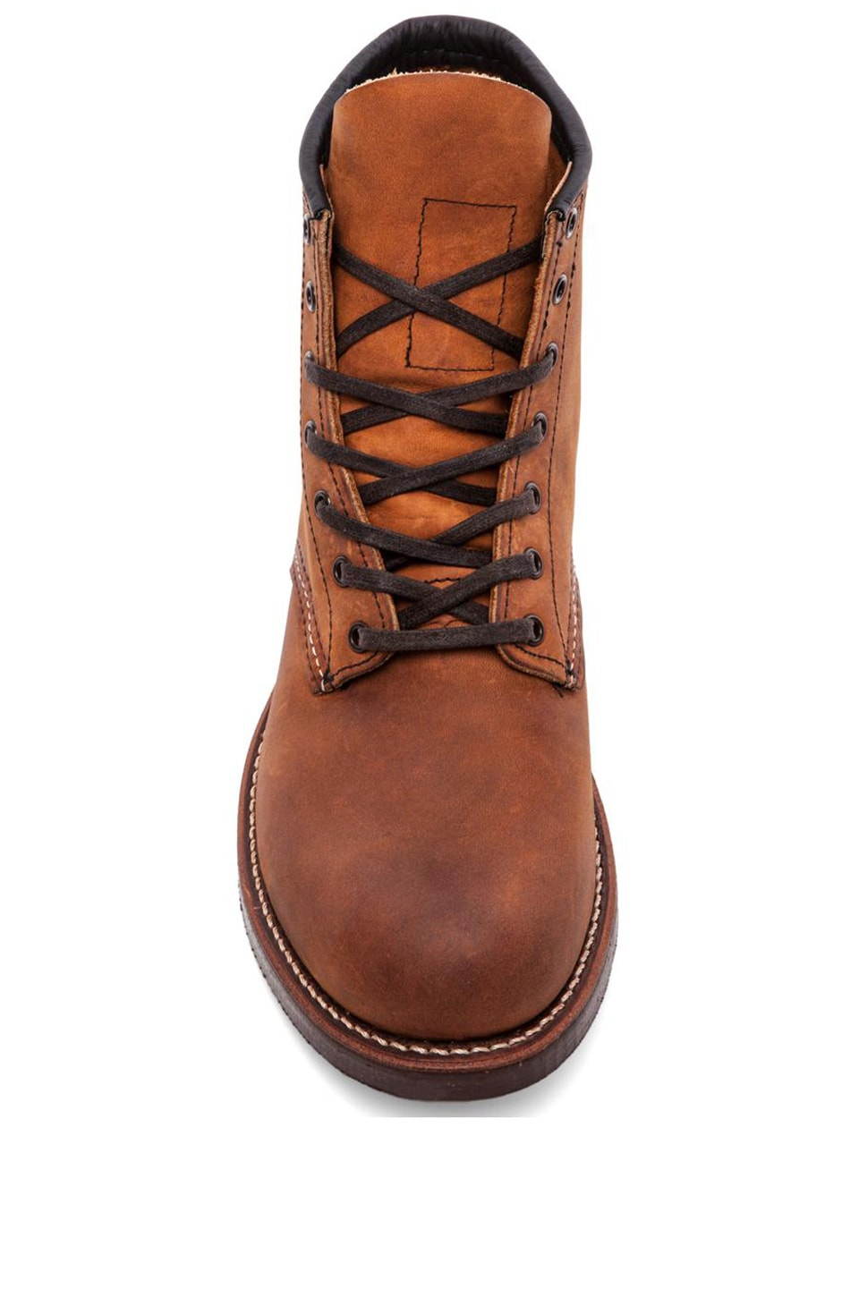 "Red Wing Shoes 6"" Blacksmith Round Toe in Copper Yuma"