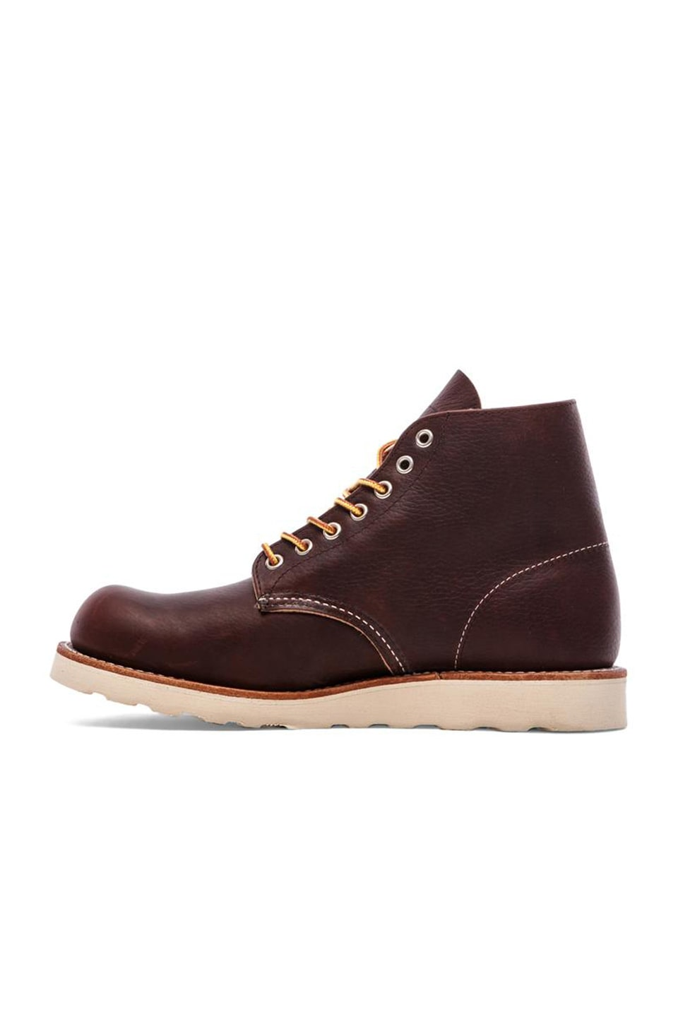 "Red Wing Shoes 6"" Round Toe in Briar Oil"