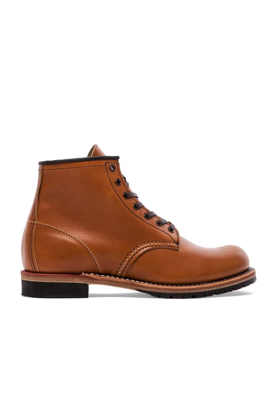 Red Wing Shoes Beckman Round Toe in Chestnut