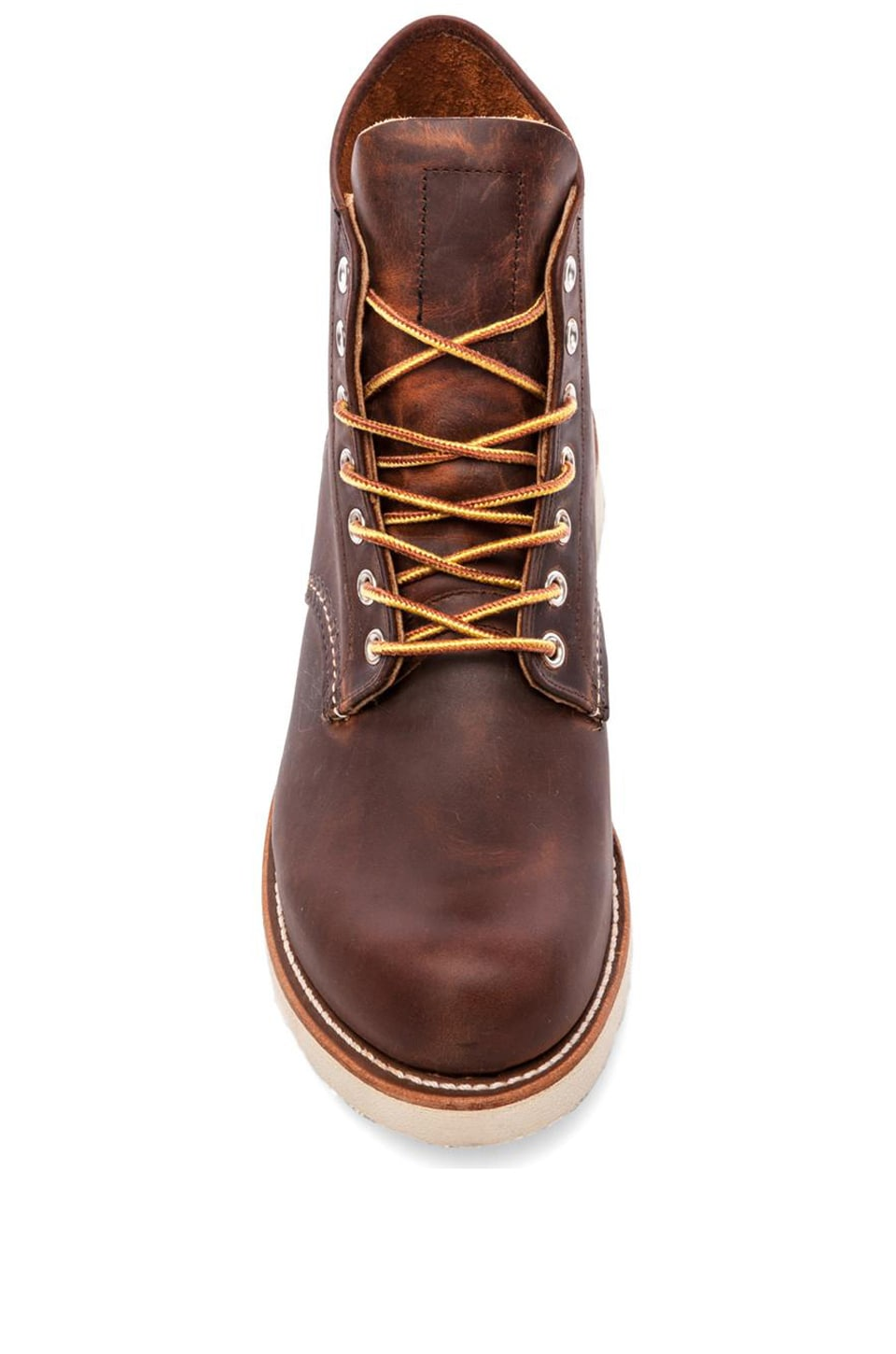 "Red Wing Shoes 6"" Round Toe in Copper Rough"