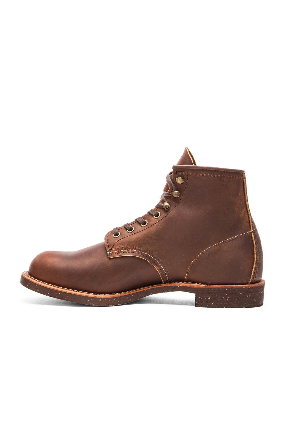 """Red Wing Shoes 6"""" Blacksmith in Copper Rough & Tough"""