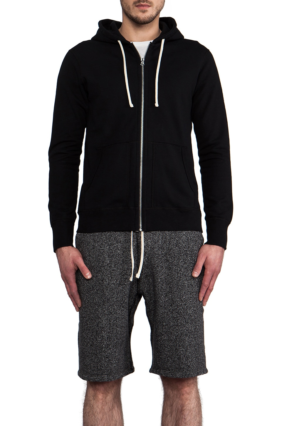 Core Full-Zip Hoodie by Reigning Champ