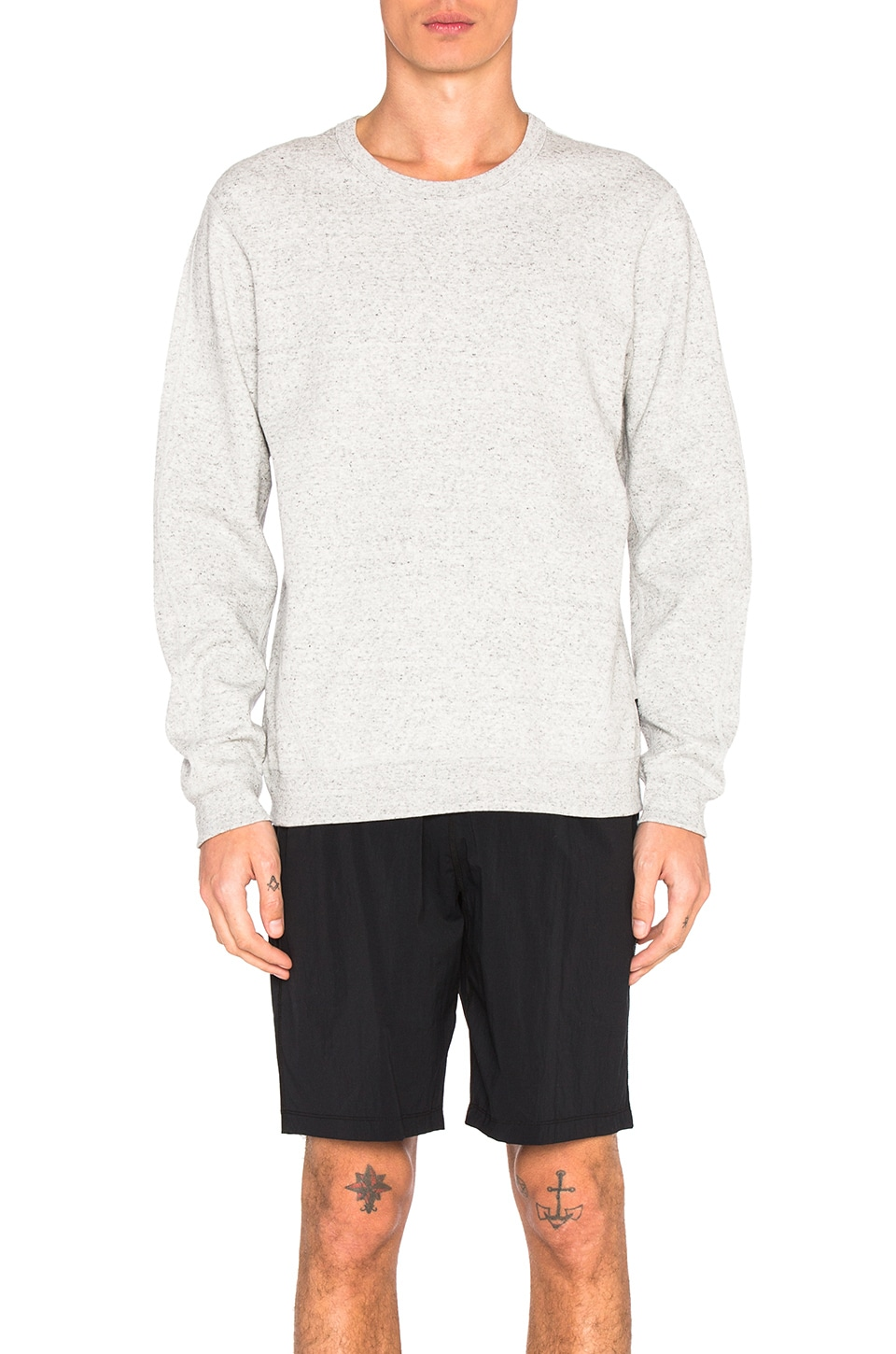 Bonded Terry Crewneck by Reigning Champ