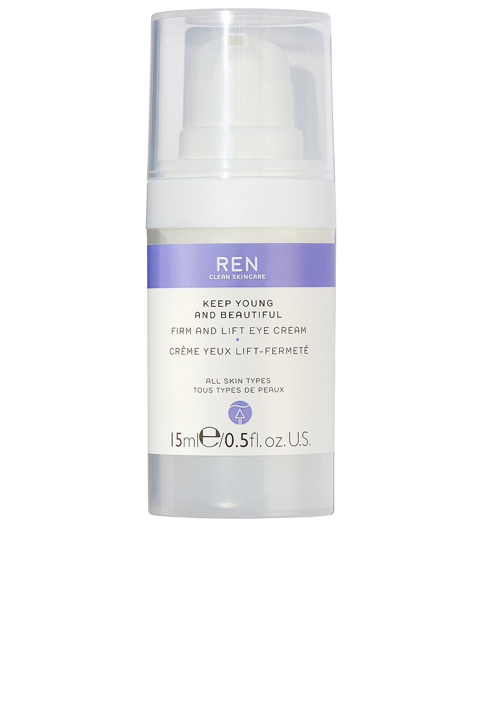 REN Clean Skincare Keep Young and Beautiful Firm and Lift Eye Cream