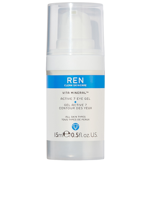 REN Clean Skincare Vita Mineral Active 7 Eye Gel