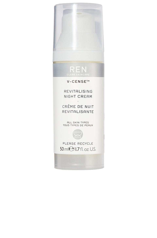 REN Clean Skincare CREMA DE NOCHE V CENSE