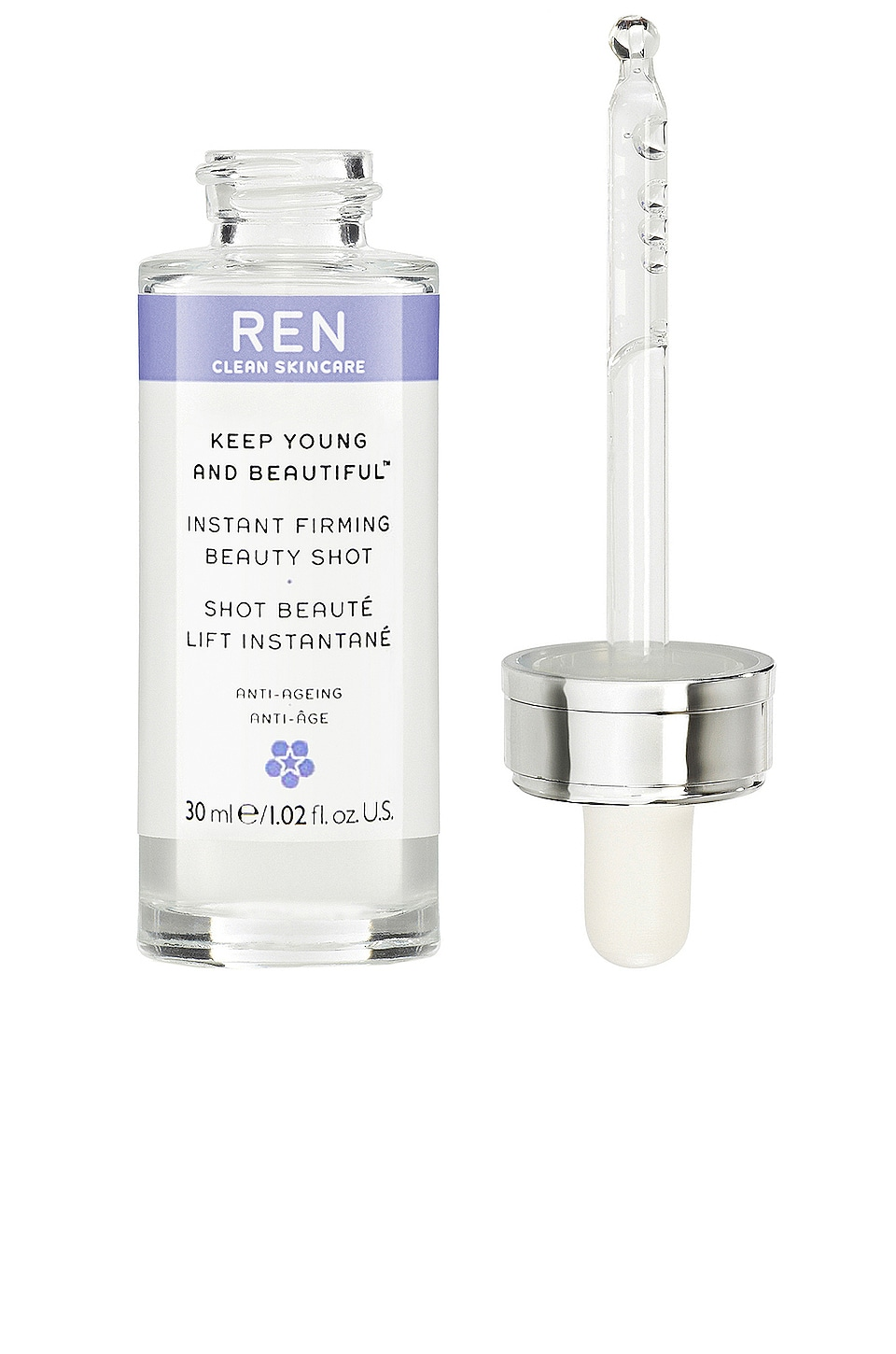 Keep Young and Beautiful Instant Brightening Beauty Shot