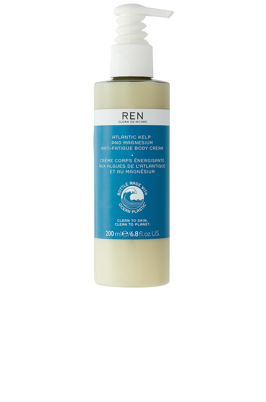 REN Clean Skincare CREMA PARA EL CUERPO KELP AND MAGNESIUM