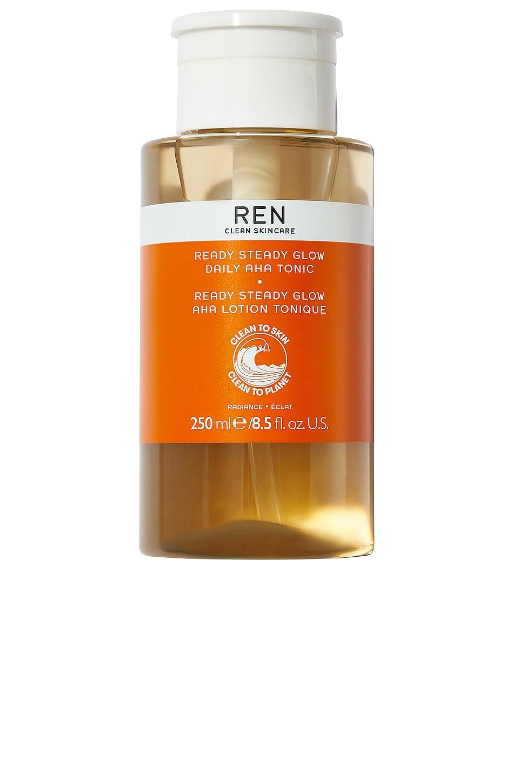 REN Clean Skincare Ready, Set, Glow Daily AHA Tonic