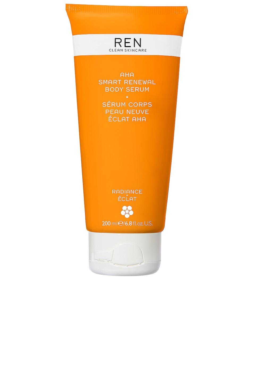 REN CLEAN SKINCARE Aha Smart Renew Body Serum in N/A