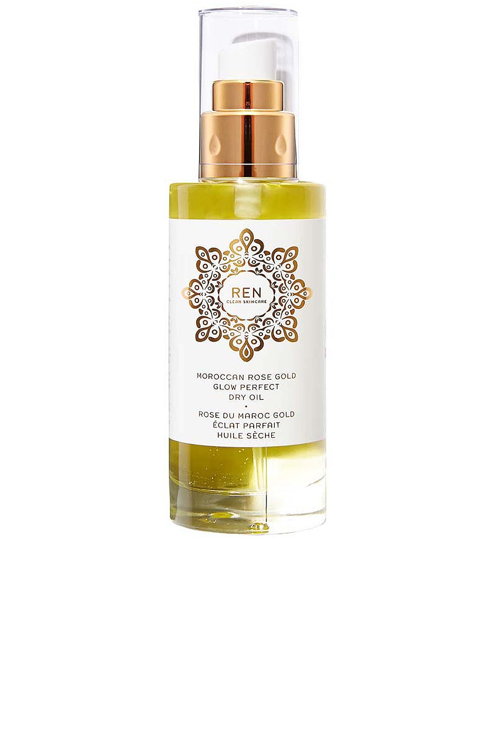 REN Clean Skincare HUILE POUR LE CORPS MOROCCAN ROSE