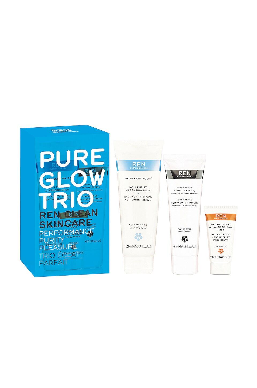 REN Clean Skincare Pure Glow Trio Kit