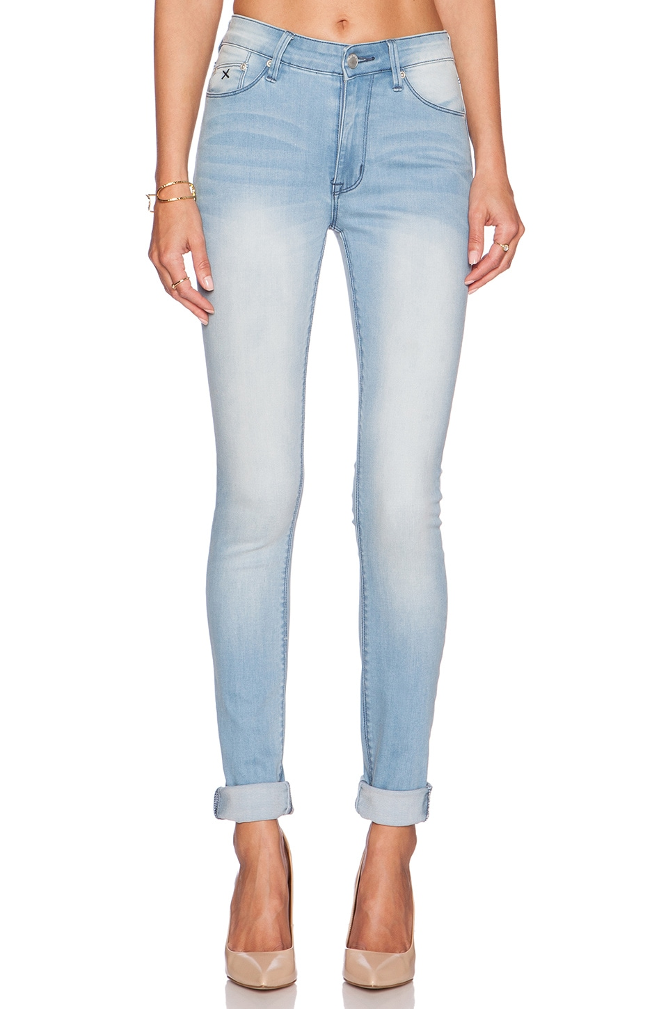 RES Denim Kitty Skinny in Stargazer