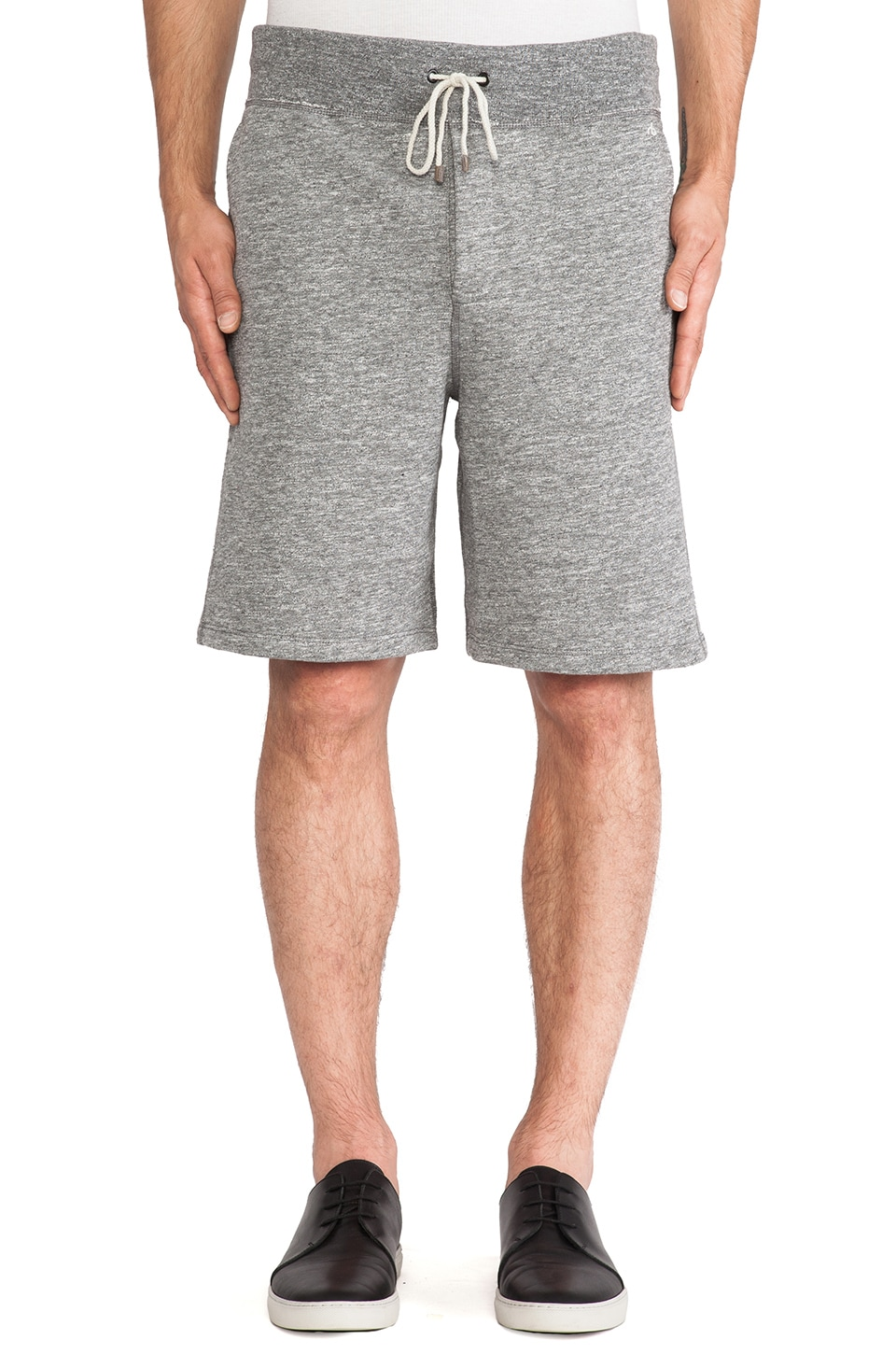 Rag & Bone Training Short in Grey