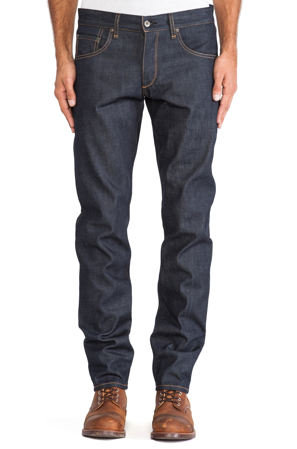 Rag & Bone Fit 2 Slim Jeans in Raw