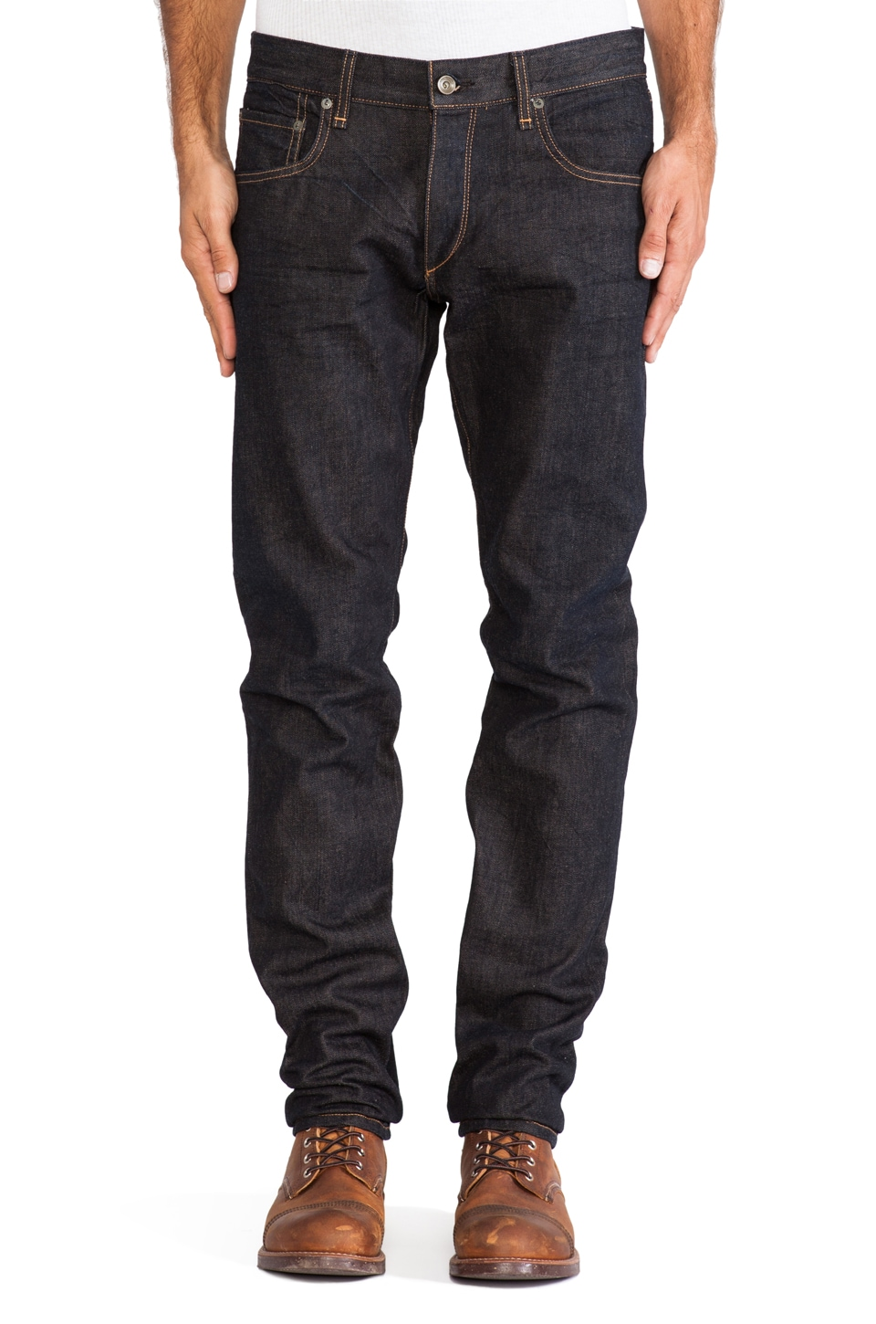 Rag & Bone Fit 2 Slim Jeans in Harrow
