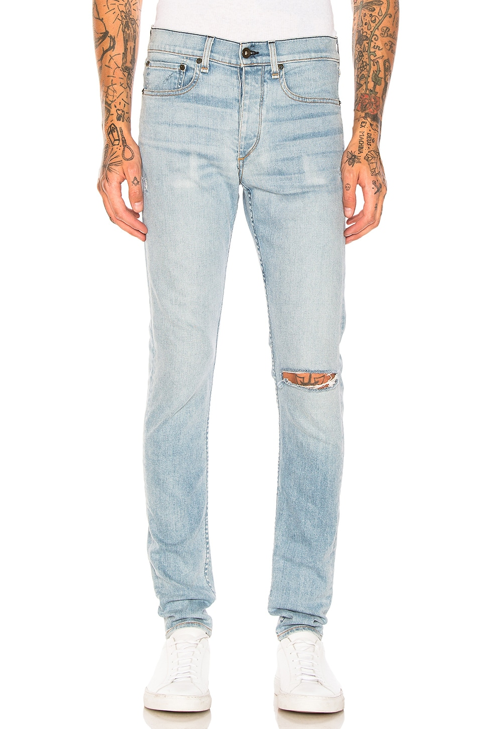 Standard Issue Fit 1 Jeans by Rag & Bone