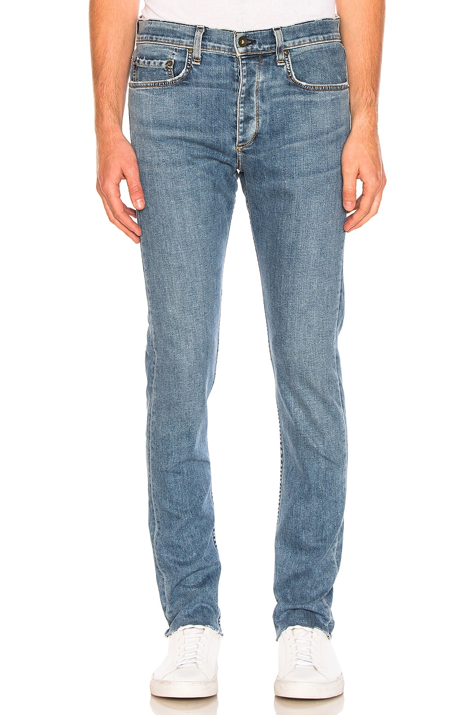 Photo of Standard Issue Fit 2 Jeans by Rag & Bone men clothes