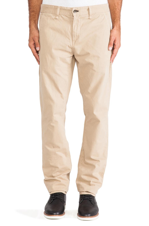 Rag & Bone Fit 3 Trouser in Khaki