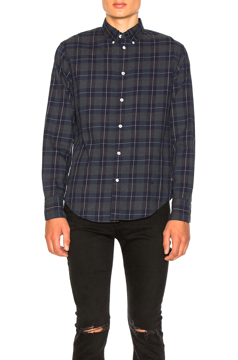 Tomlin Shirt by Rag & Bone