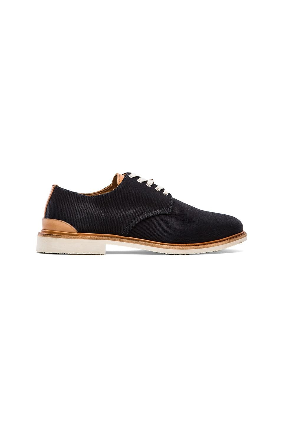 Rag & Bone Archer Rubber Oxford in Indigo