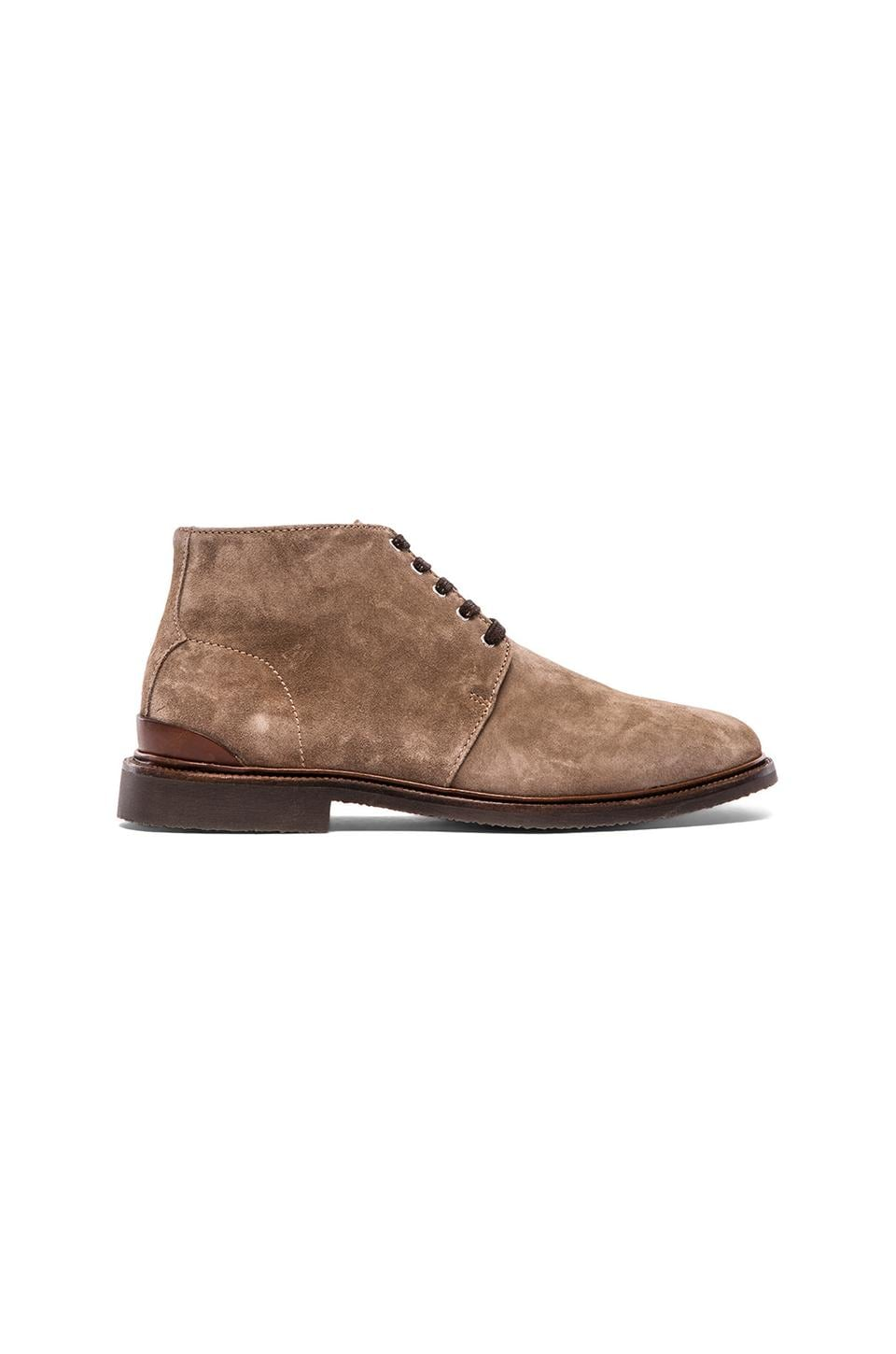 Rag & Bone Archer Rubber Desert Boot in Smoke