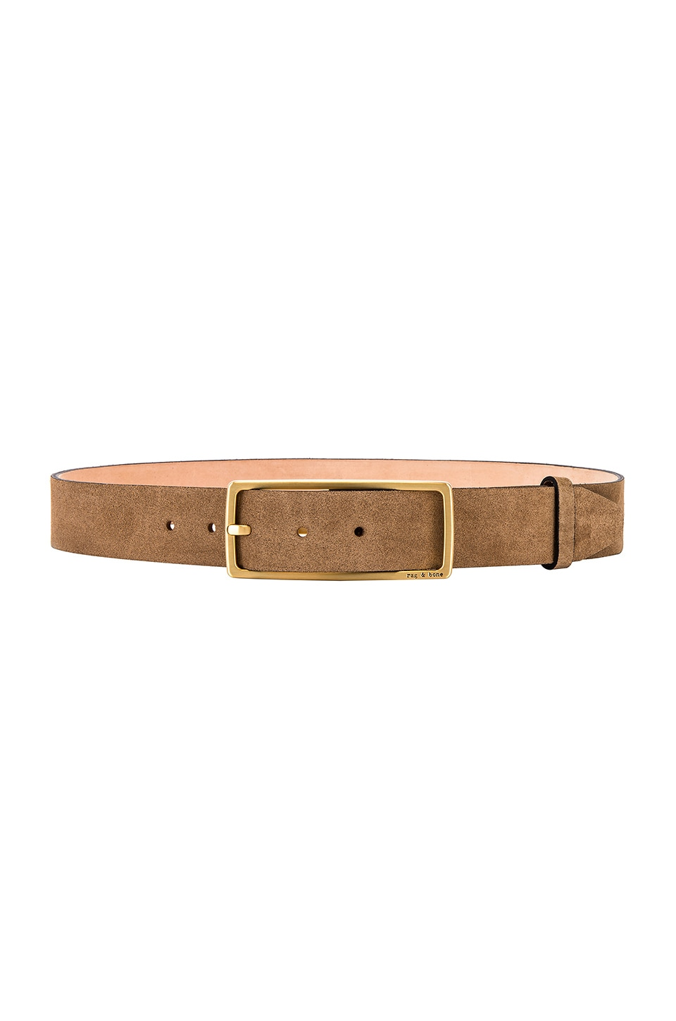 Rag & Bone Rebound Belt in Camel