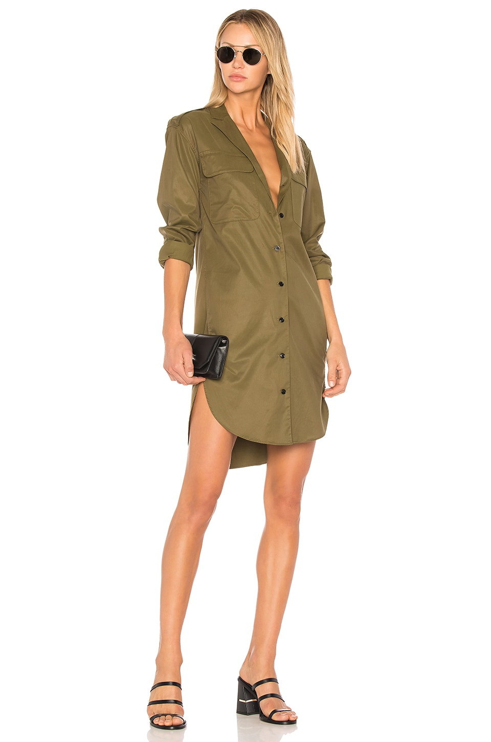 Mason Shirt Dress by Rag & Bone
