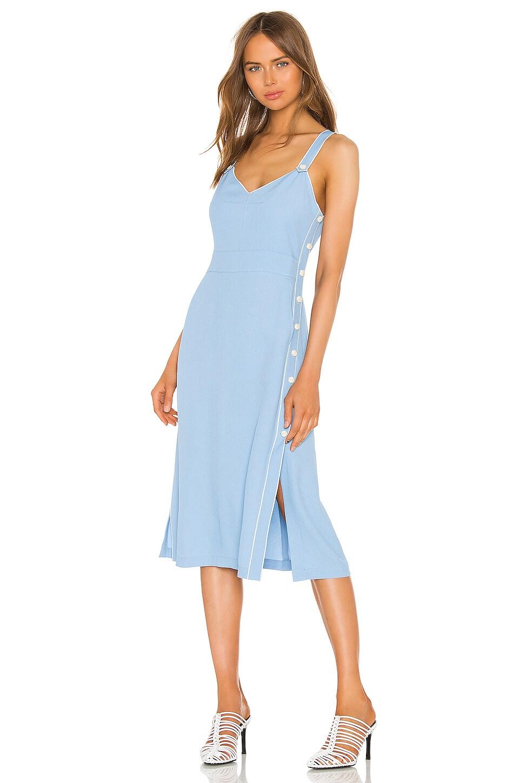 Rag & Bone Tia Dress in Spring Blue