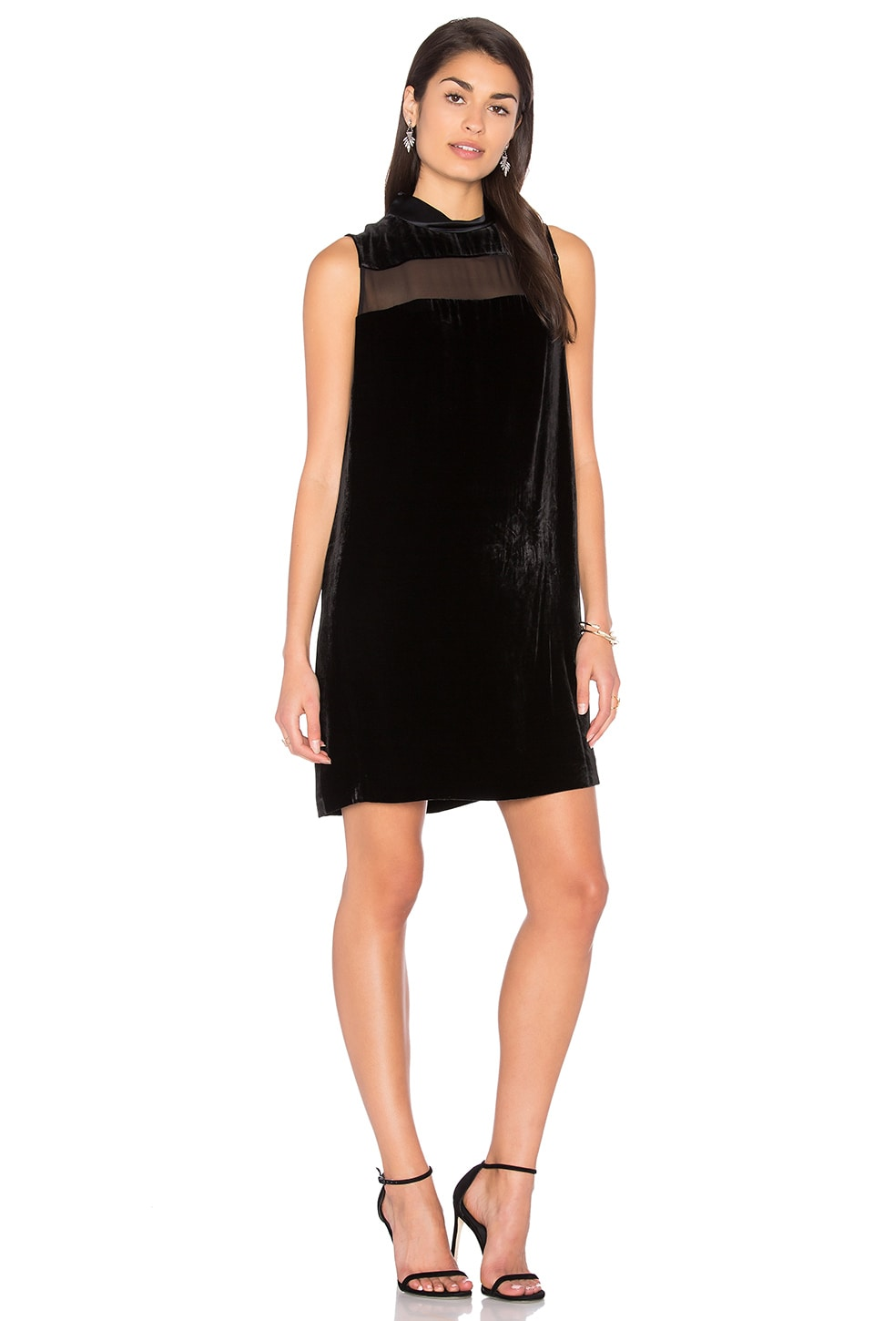 Rag & Bone Danni Dress in Black
