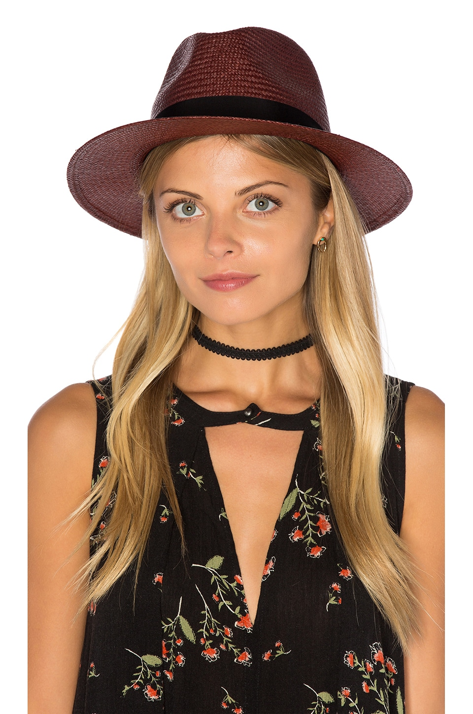 Panama Hat at REVOLVE