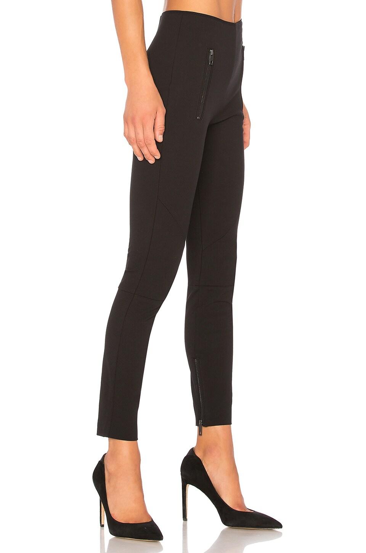Rag bone collier cotton blend crop pants in black modesens for Rag bone promo code