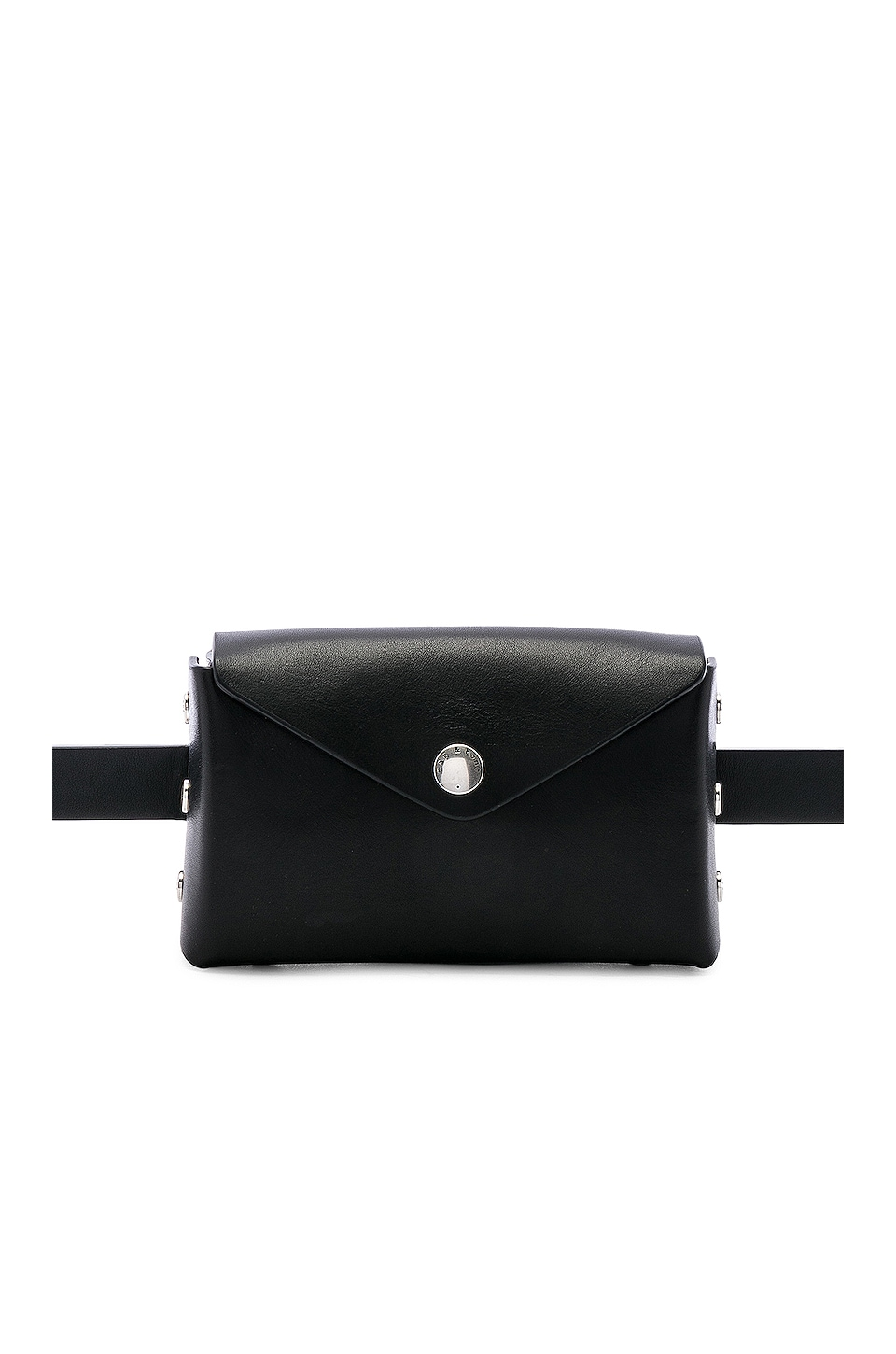 Rag & Bone Atlas Belt Bag in Black