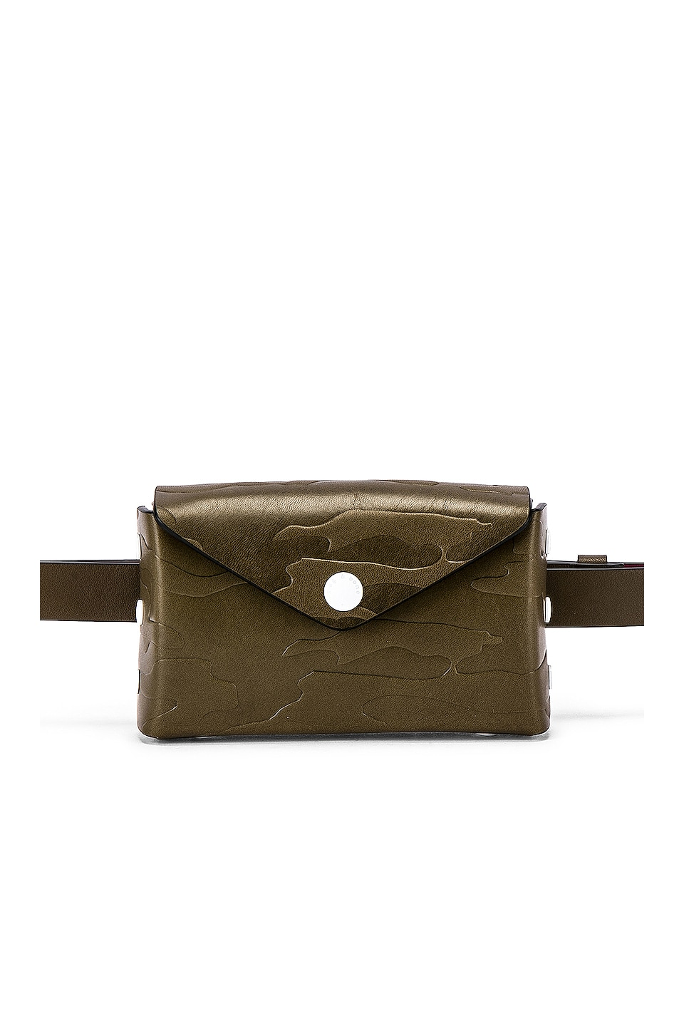 Rag & Bone Atlas Belt Bag in Olive