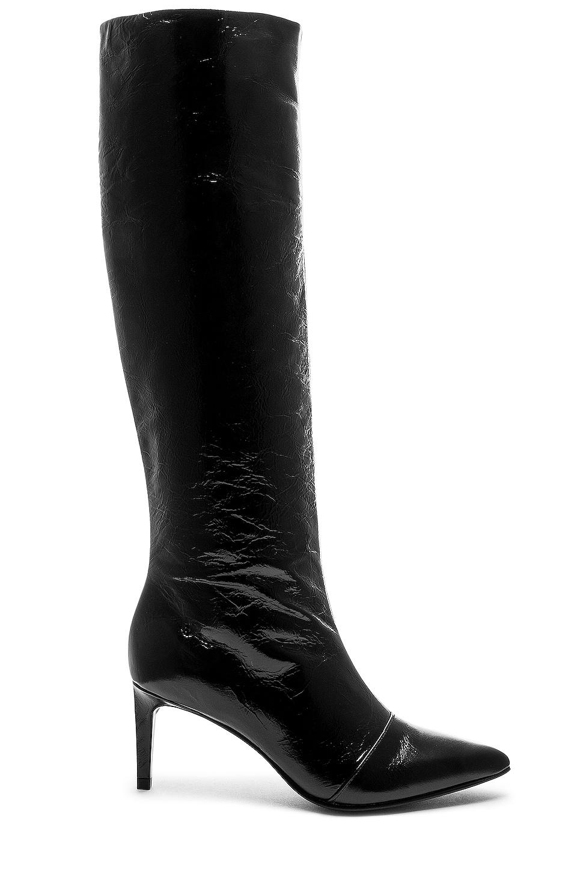 Rag & Bone Beha Knee High Boot in Black