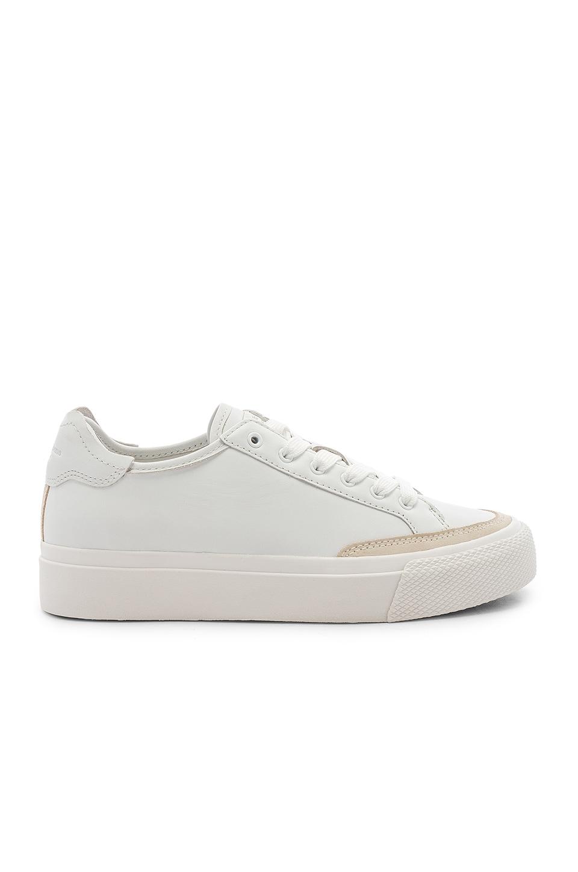 Rag & Bone Army Low Sneaker in White