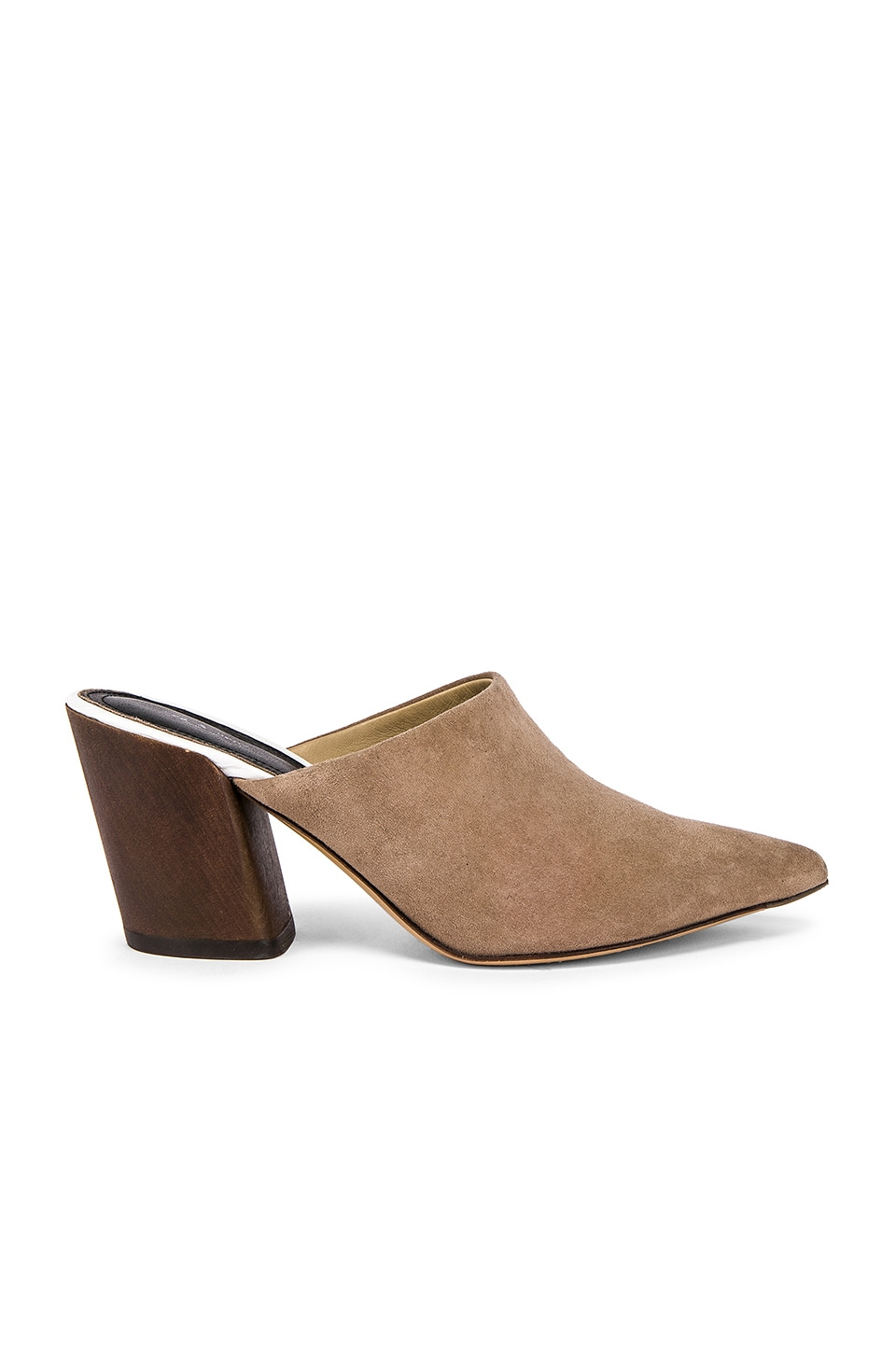 Rag & Bone Beha Mule in Light Sand