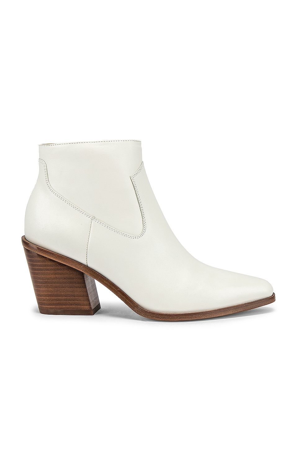 Rag & Bone Razor Boot in Antique White