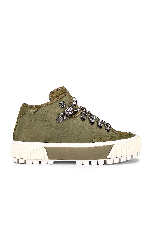 Rag & Bone RB Army Hiker Low Sneaker in Light Olive