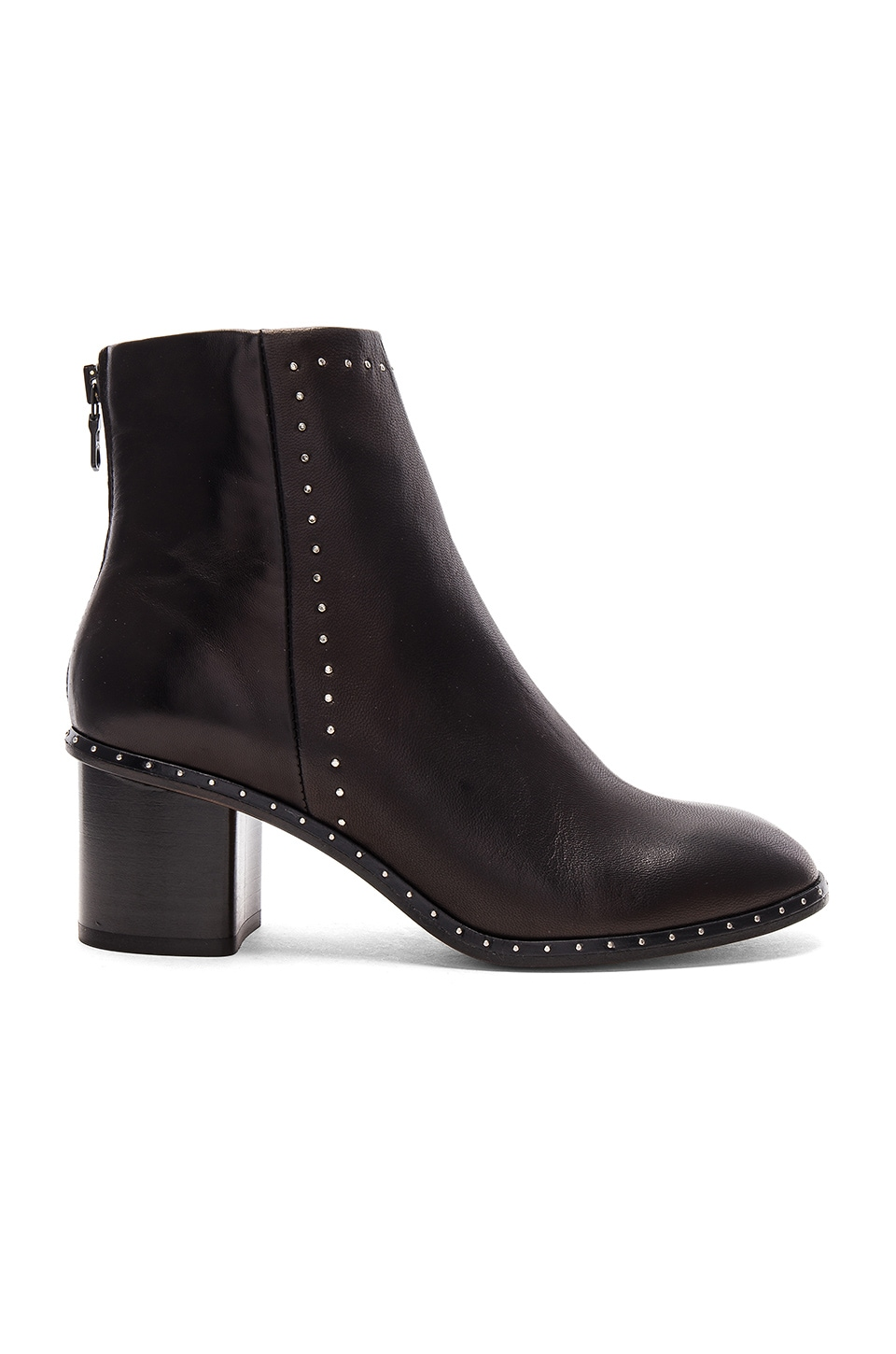 Rag & Bone BOOTS CLOUTÉES WILLOW