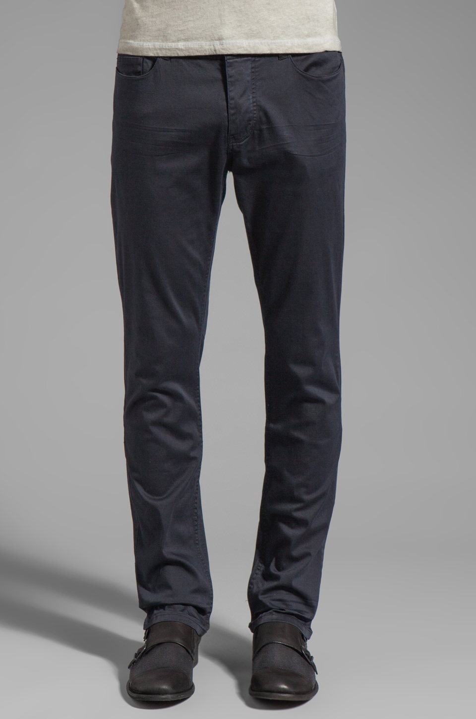 Rogue Western Pocket Chino Pant in Navy