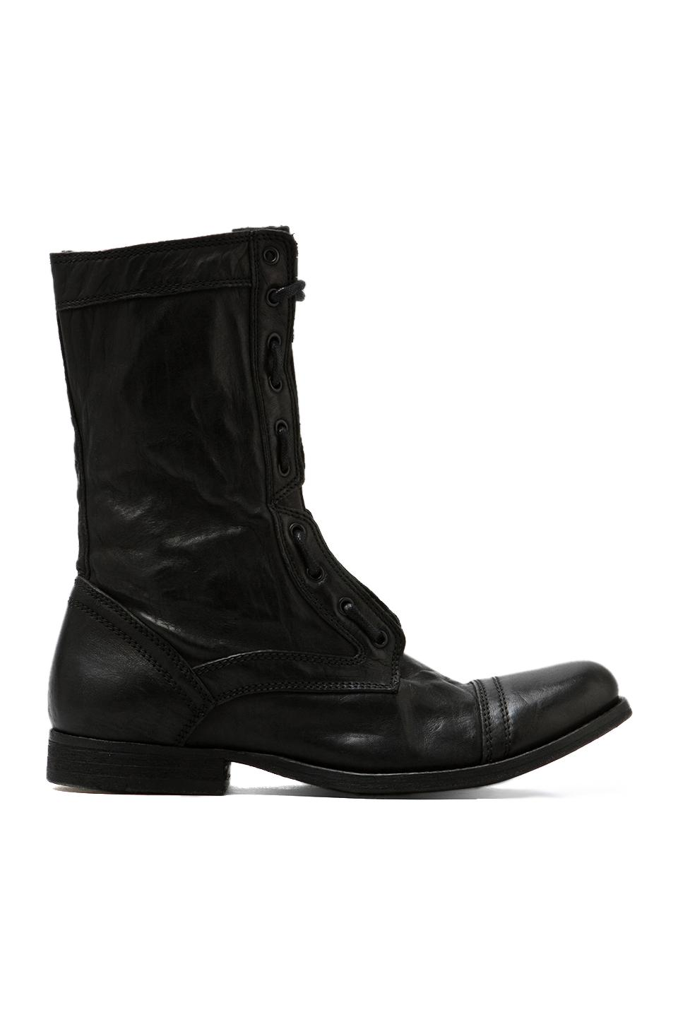 Rogue Delve Boots in Black