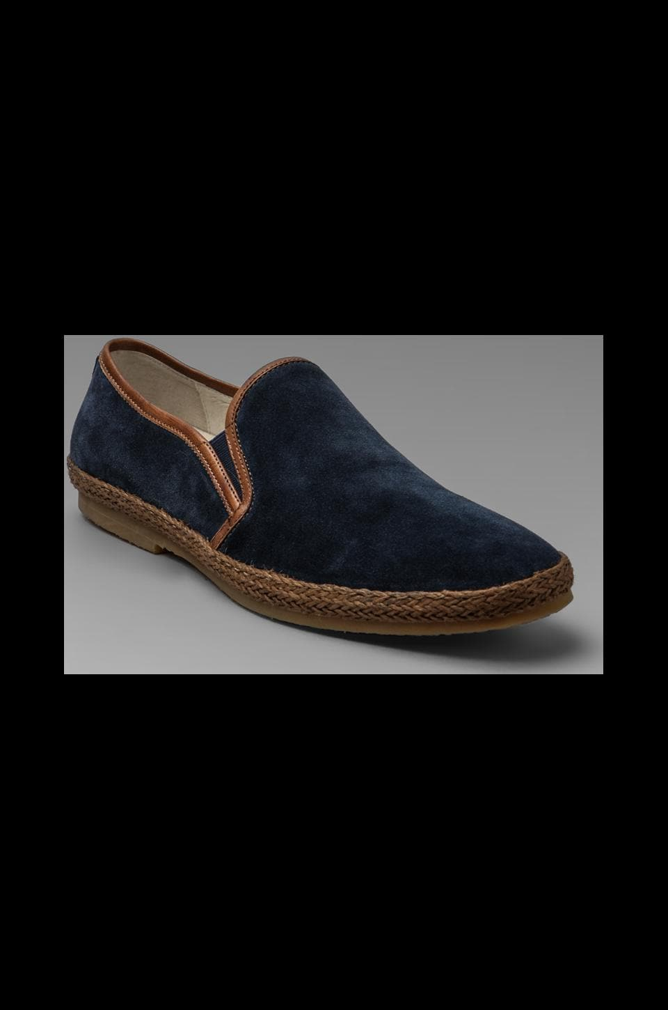 Rogue Fiesta Slip on in Navy