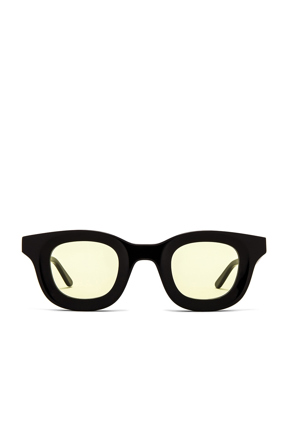 Rhude x Thierry Lasry Rhodeo Glasses in Yellow