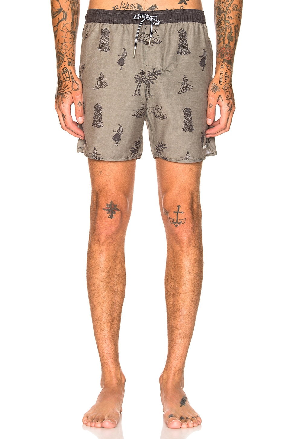 Duke Beach Short