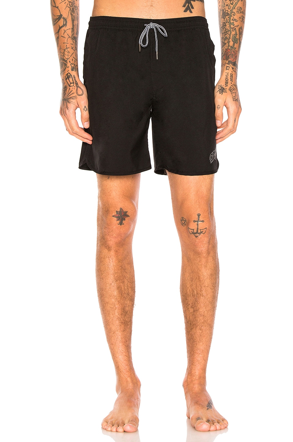The Black Beach Short by Rhythm