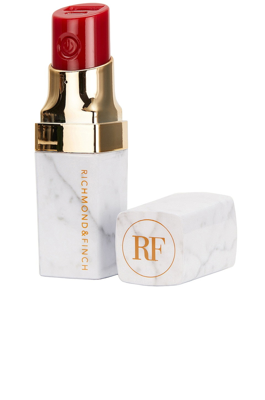 Richmond & Finch Lipstick Powerbank in White Marble