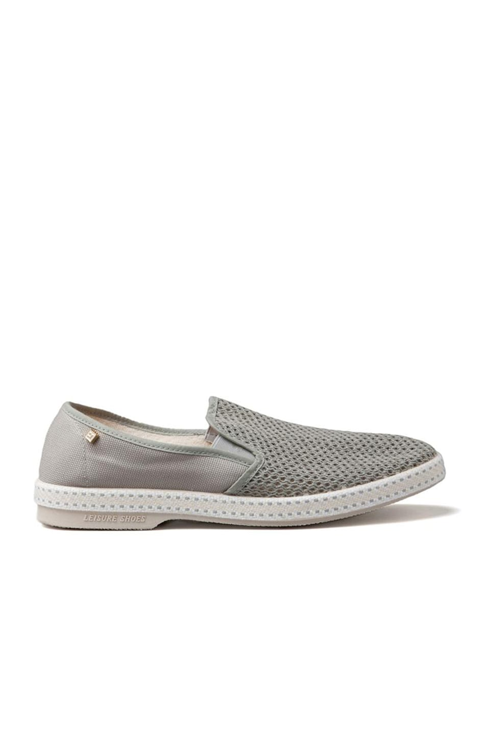 Rivieras Classic Color Canvas & Mesh in Classic Gris 20
