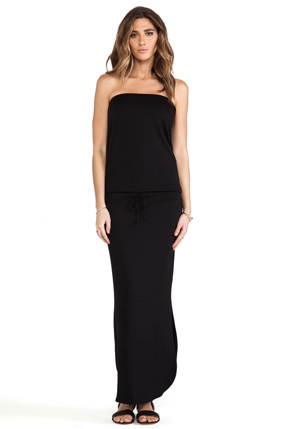 Riller & Fount Joey Dress in Black