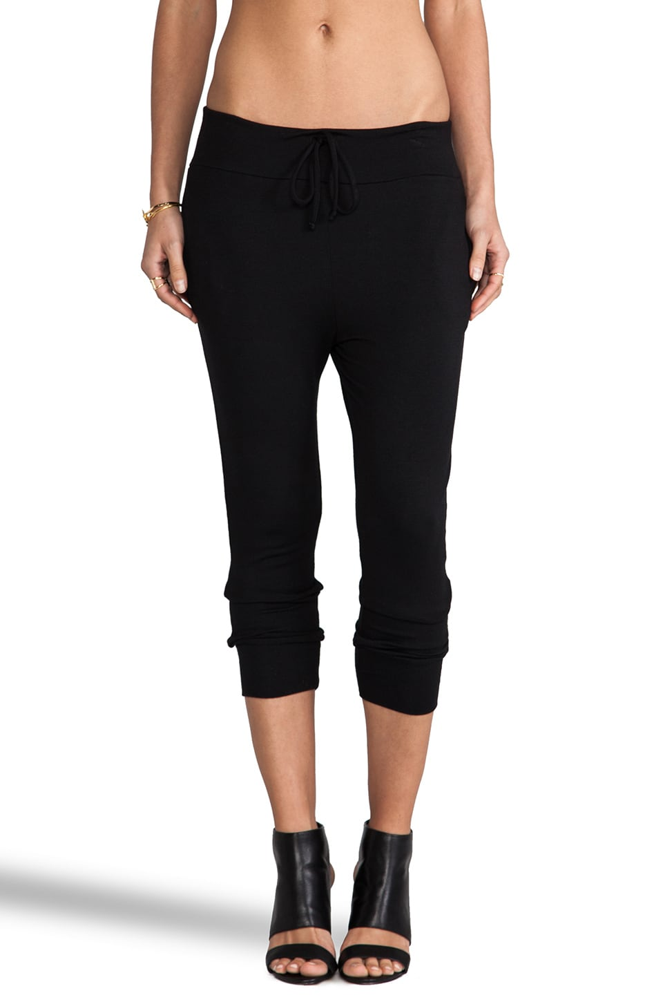 Riller & Fount Frankie Pant in Black
